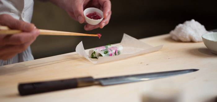 Meet America's Most Expensive Sushi Restaurant
