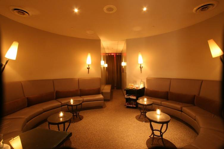 Oasis Day Spa Relaxation Room