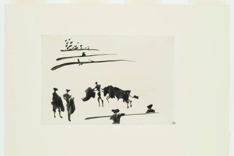 Picasso Pablo (dit), Ruiz Picasso Pablo (1881-1973). Paris, musÈe Picasso. MP3568-7.