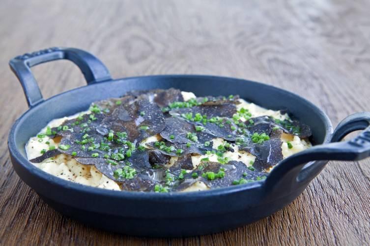 Scrambled eggs with truffle-2 copy