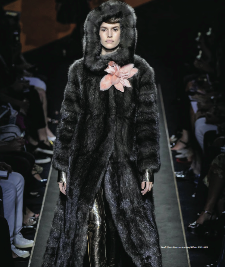 Haute couture illuminates the fashion world with unmatched for Haute couture members