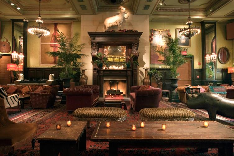 Ballroom at The Jane hotel