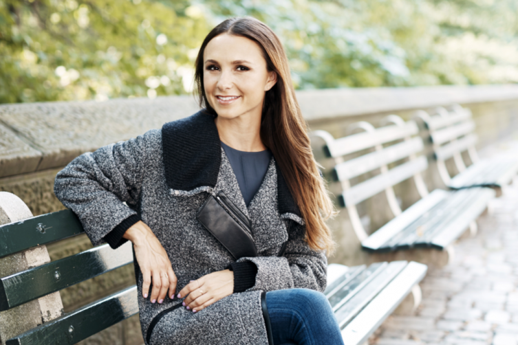 Georgina Bloomberg by Weston Wells