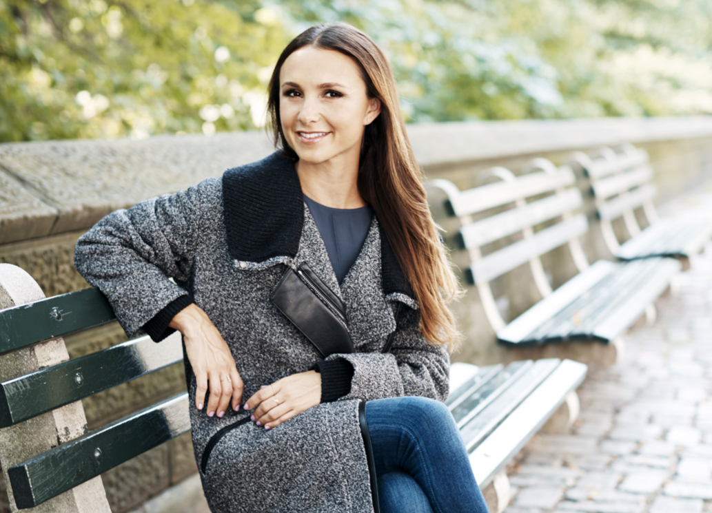 Women Of Substance Georgina Bloomberg Is The Country Girl
