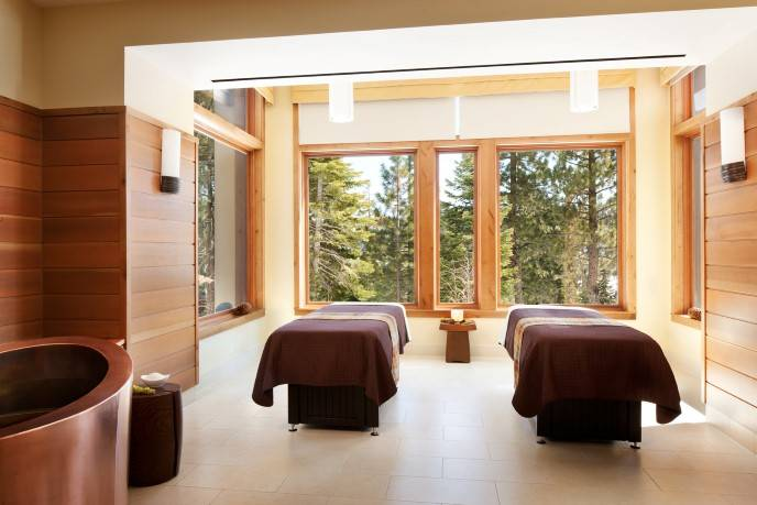 Spa Couples Treatment Suite