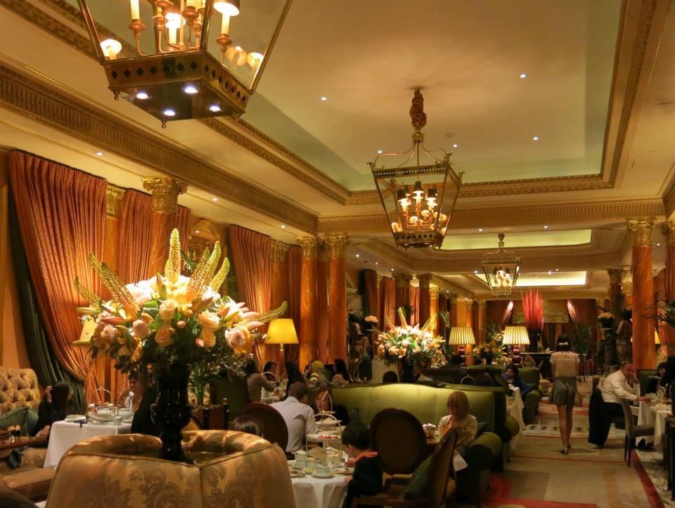Dorchester Hotel London High Tea