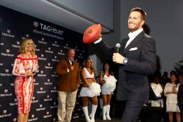 TAG Heuer Announces Tom Brady As The New Brand Ambassador And Launches The New Carrera – Heuer 01