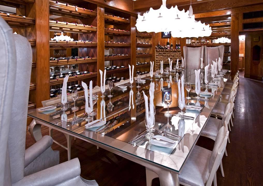 Miami 10 Secrets About The Forge S Wine Cellar
