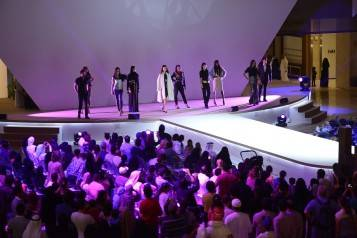 Yas Mall Fashion Week Runway 2