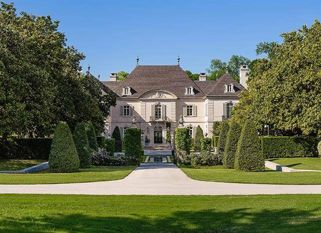 The Crespi Estate, built in 1938 can be yours for $100,000,000.00.