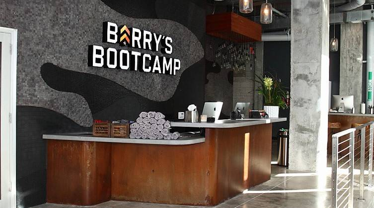 miamibeach barry's bootcamp