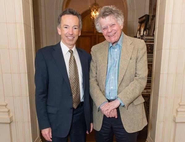 Rick Walker and Gordon Getty