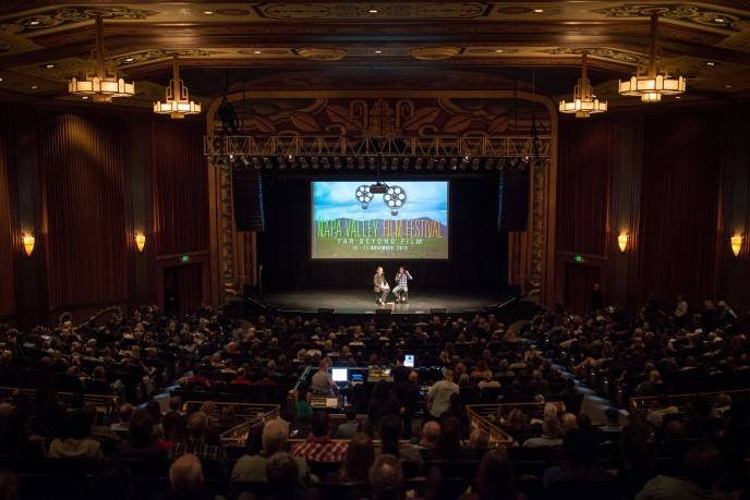 The Events You Don't Want To Miss At The Napa Valley Film