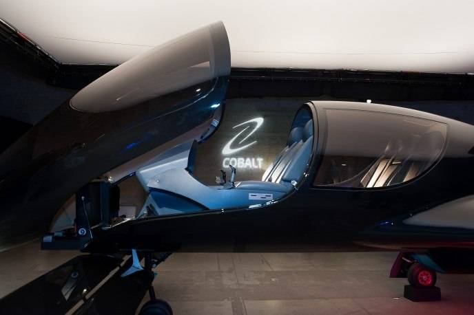 Cobalt's Co50 Valkyrie single engine piston private aircraft