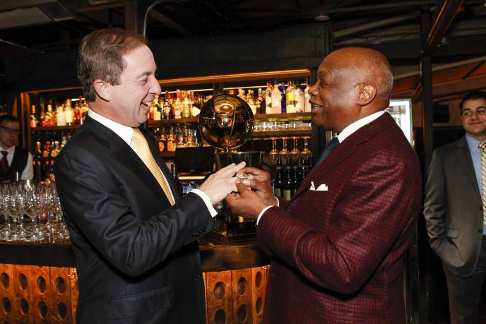 Haute Living & Hublot Celebrate Joe Lacob