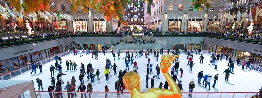via The Rink at Rockefeller Center Facebook page