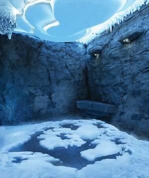 Norwegian Escape Ice Room