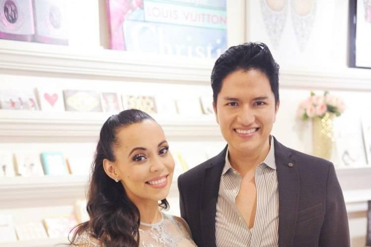 Adrienne Bosh & Julian Chang