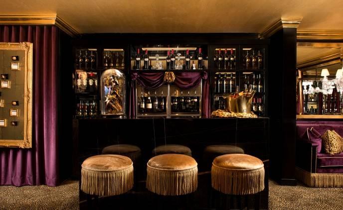 The JCB Lounge at The Ritz-Carlton, San Francisco