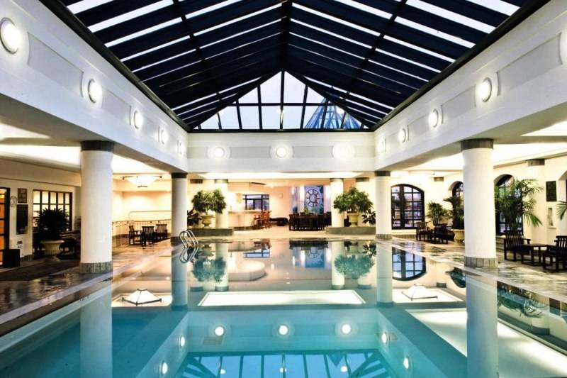 Belmond spa pool
