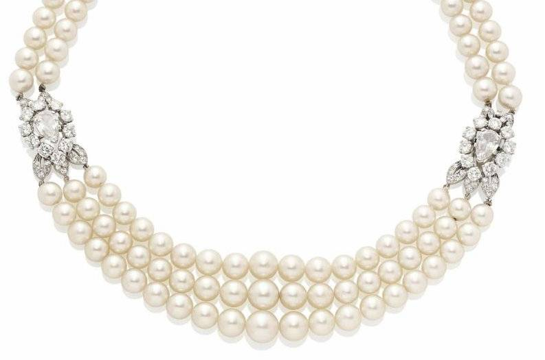 Pearls By Cartier
