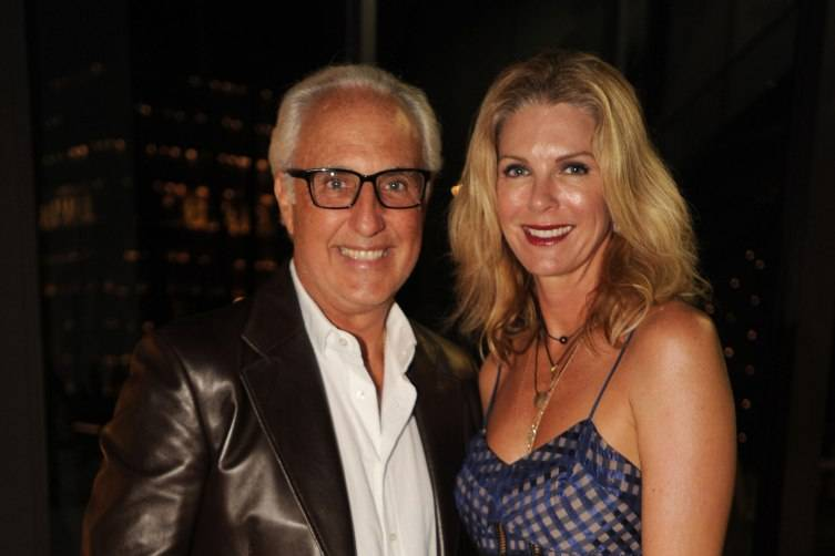Christian Mahe de Berdouare & Michele King Soffer