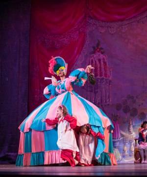 December 15, 2013. Brooklyn Center for the Performaning Arts, Dance Theater of Westchester's performance,'The Nutcracker' holiday event. Walt Whitman Theater, Brooklyn College, NY. Photography credit: Margarita Corporan