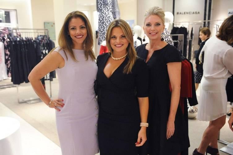 Dania Dominguez, Maria Schwedel, & Julia Bianchi