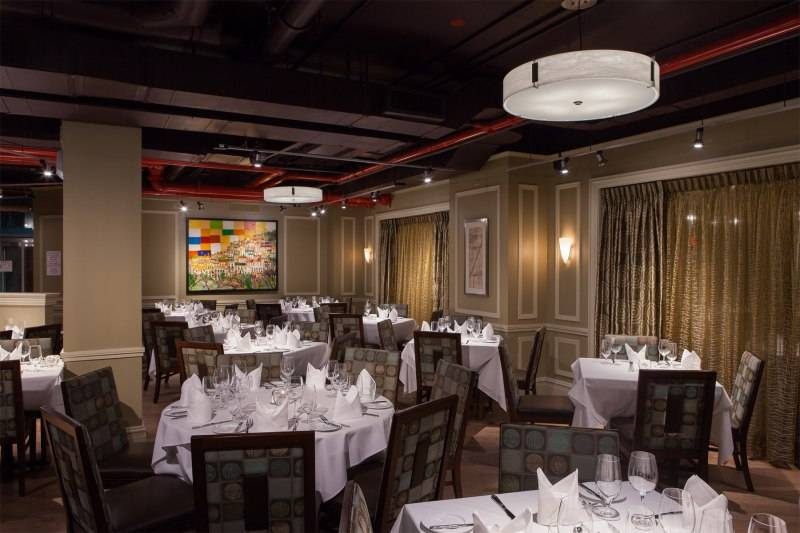 Davio's Manhattan Dining 2