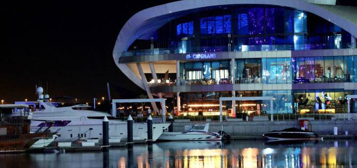 Cipriani Yas Island And VIP Room To Host Haute F1 After-Parties
