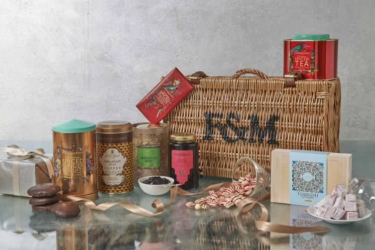 Stunning Gift Basket for the Holiday's