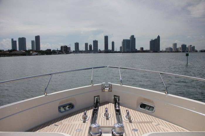 Ferretti Riva Yacht