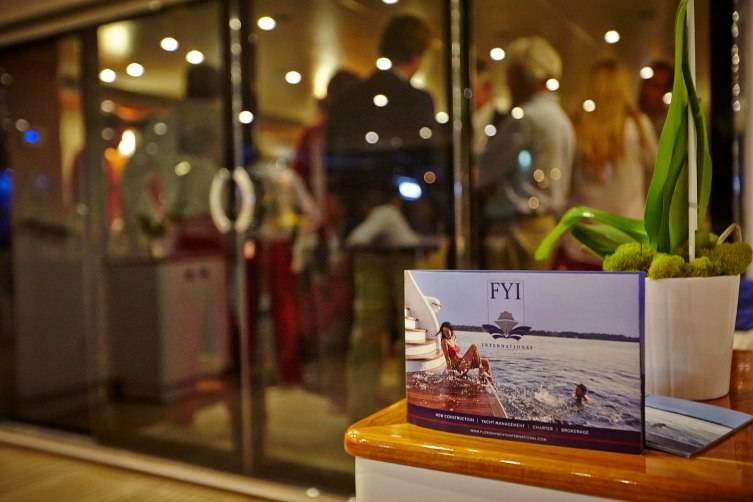 Ft. Lauderdale Boat Show FYI Brochure
