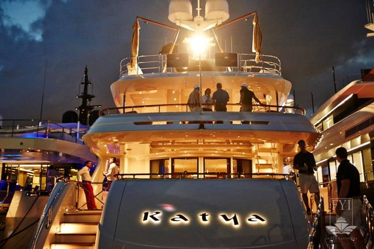 Ft. Lauderdale Boat Show Katya
