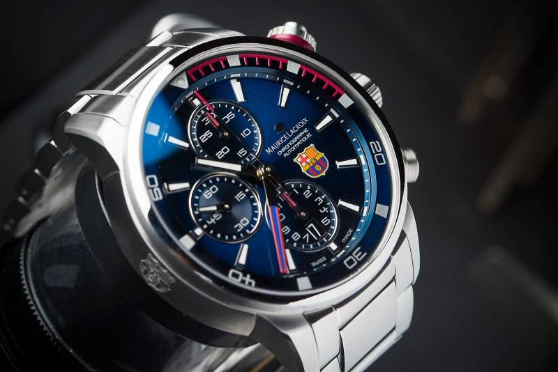 Hands-On-The-Maurice-Lacroix-Pontos-S-FC-Barcelona-Official-Watch-2