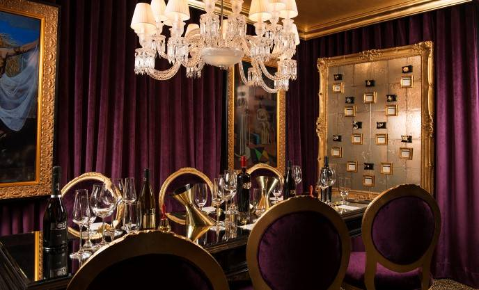 JThe JCB Lounge at The Ritz-Carlton, San Francisco