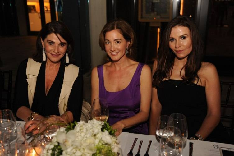 Jennifer Valoppi, Laura Buccellati, & Eliah Beavers
