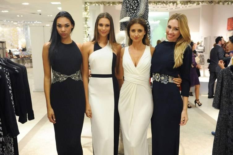 Lauren Nicole, Fernanda Uesler, Krisztina Kovari, & Brianna Addolorato