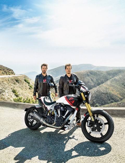 Limited edition KRGT-1 Motorcycle Ride Experience from Arch Motorcycle Company