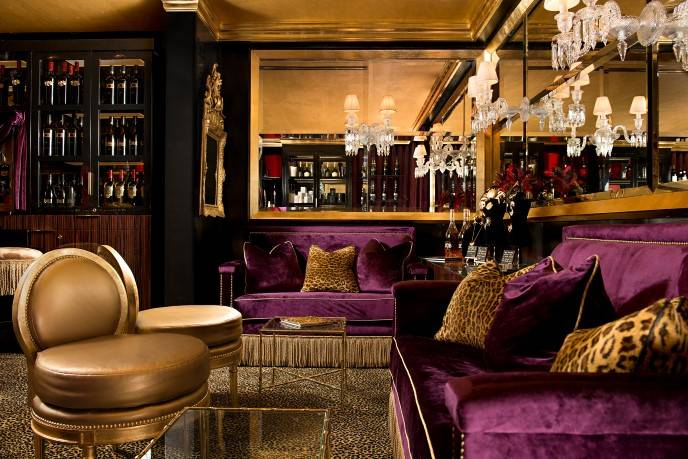 The JCB Lounge at The Ritz-Carlton, San Francisco