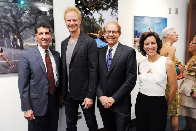 Michael Scolamiero, Jordan Matter, Michael Eidson, & Eve Silverstein