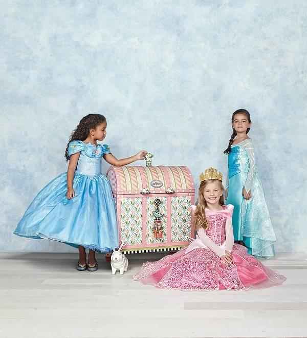 MacKenzie-Childs trunk pink