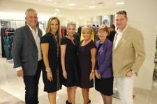 Mark Badgley, Betty Lopez-Castro, Julia Bianchi, Swanee DiMare, Gillian Thomas,  & James Mischka