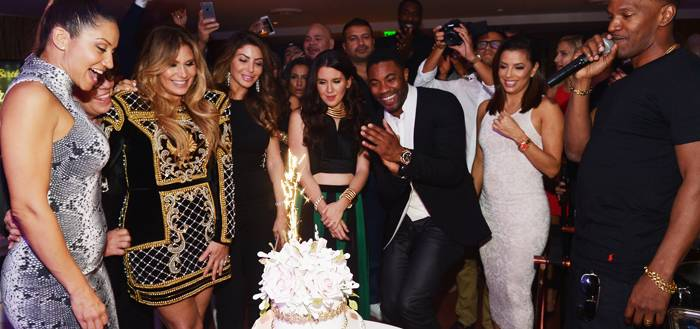 Haute Living Celebrates Loren Ridinger's Birthday at Cipriani Miami