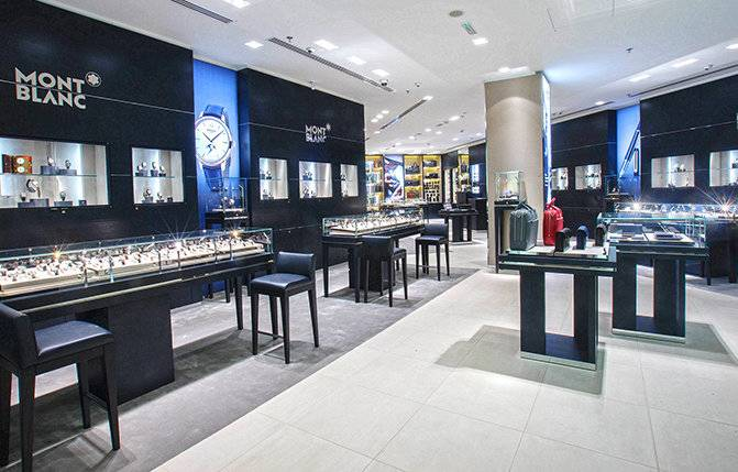 Montblanc Yas Mall