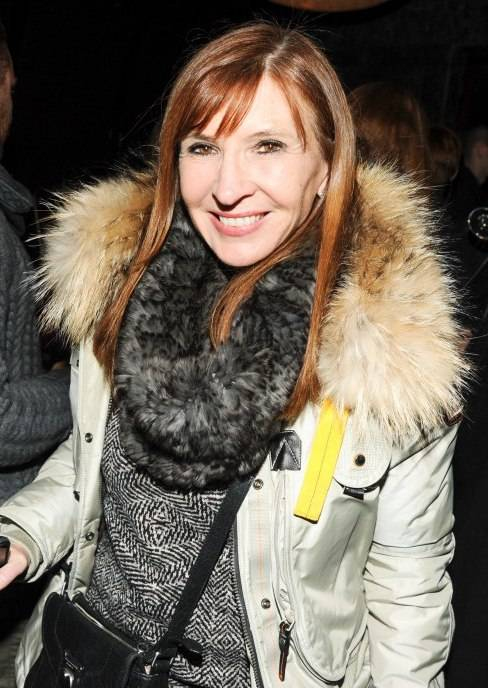 Nicole Miller at Clicquot in the Snow