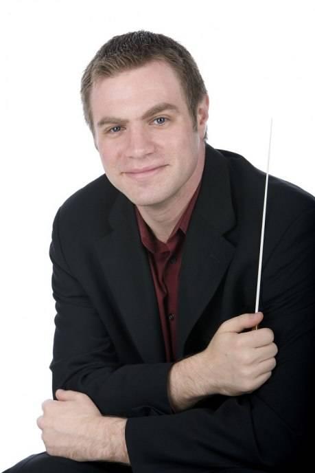 Conductor Joshua Gersen