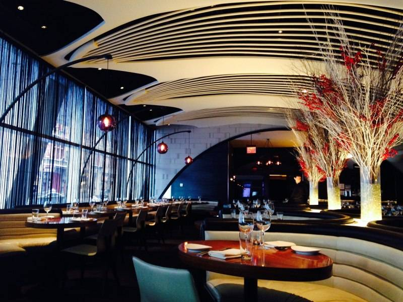 STK Midtown main dining