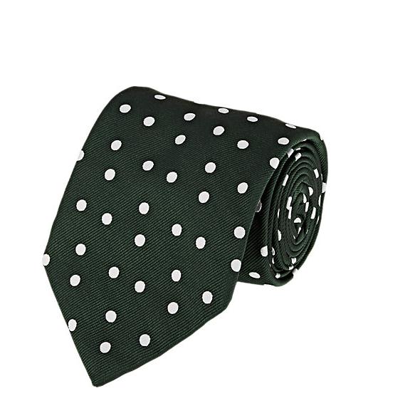 CIFONELLI Polka Dot Necktie