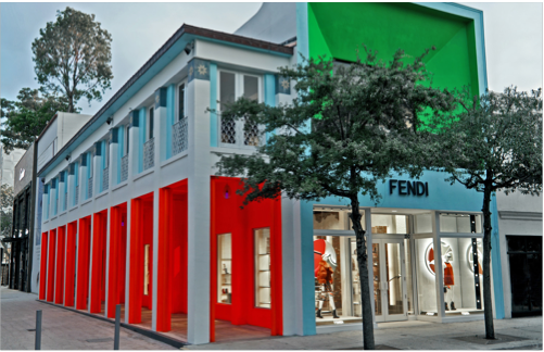 FENDI DESIGN DISTRICT